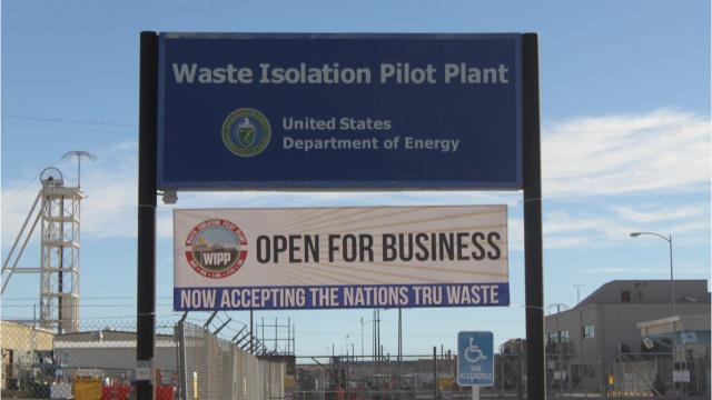 A brief history of the Waste Isolation Pilot Plant in Carlsbad, New Mexico.