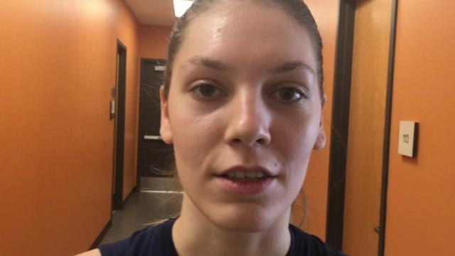 The UTEP women's basketball team relies of Kataraina Zec to fill many roles for the team.