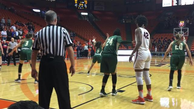 The top team in C-USA was able to escape El Paso with a win after three tough quarters.