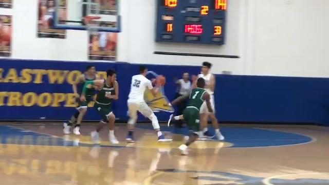 Eastwood hosts Montwood Tuesday night