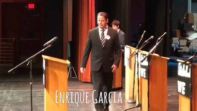Candidate Forum at Coronado High School Tuesday