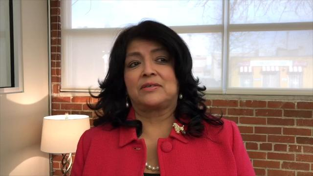 Norma Chávez, former state representative, is now running for the 16th Congressional District seat.