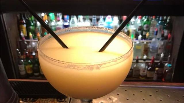 Los Bandidos de Carlos & Mickey's, known for its 42-ounce margaritas, is among several El Paso hot spots where you can find the cool drink on National Margarita Day.