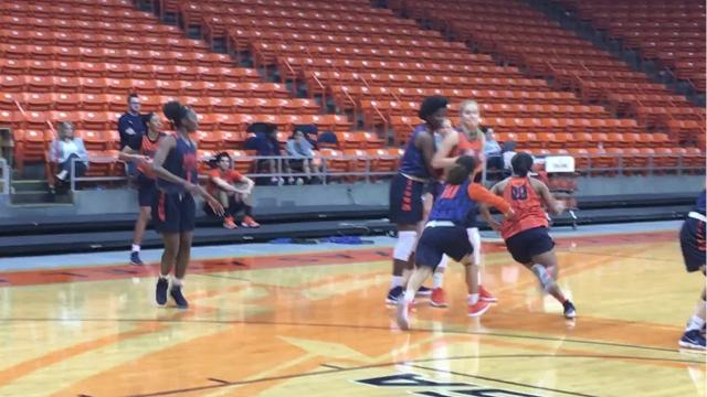 The UTEP women's basketball team has been coming up short in tight games lately. Here is how they are looking to finish strong.
