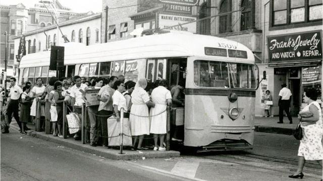 A history of El Paso streetcars