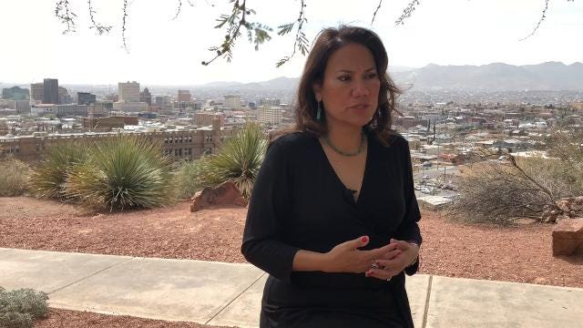 Veronica Escobar, a former county judge and county commissioner, calls the recent congressional campaign her toughest ever.