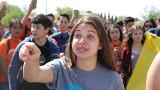 El Paso Students Join National School Walk Out Against Gun Violence   El Paso Times