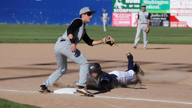Panthers shut out Volcano Vista Tuesday at Ricketts Park.