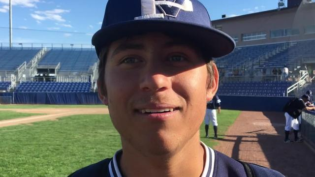 Silseth threw 2-hit, complete-game shutout victory over Volcano Vista Tuesday at Ricketts Park.