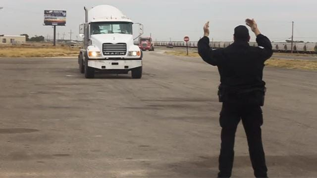 Danger for drivers on U.S. Highway 285 in southern Eddy County and west Texas continues to grow as more vehicles go on the road. In response, law enforcement from both states worked together to increase police presence.