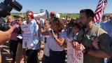 March to Tornillo-Guadalupe Port of Entry | El Paso Times