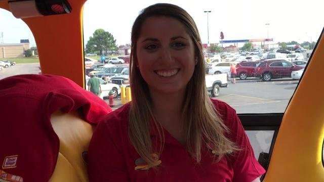 Learn about the Oscar Mayer Wienermobile and what it takes to be a driver.