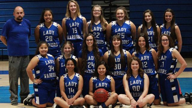 Cotter Lady Warriors