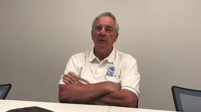 Legendary Alisal boys basketball head coach Jim Rear talks about his career and being inducted into the Salinas Valley Sports Hall of Fame.