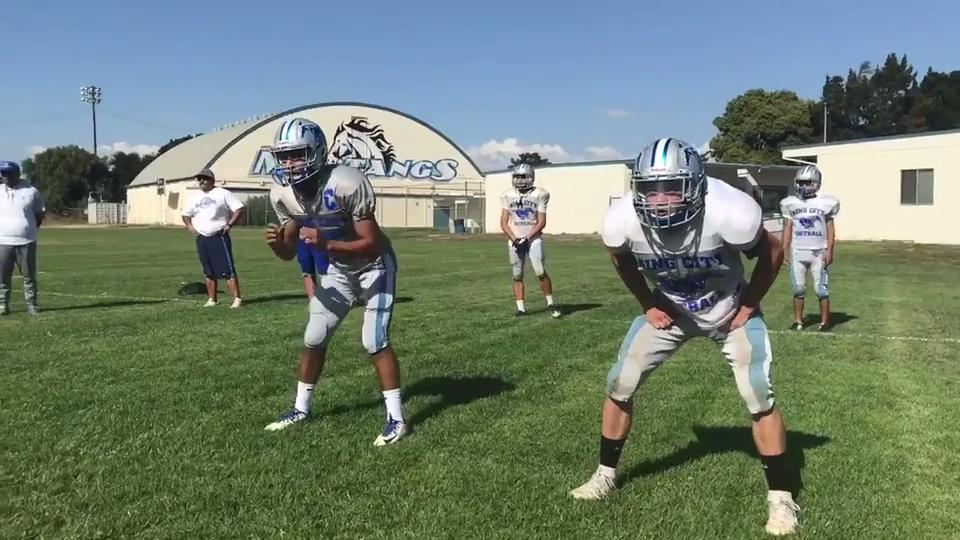 The King City Mustangs are hoping to gain their first win of the season and keep the coveted megaphone at home as they square off against rival Gonzales Spartans.