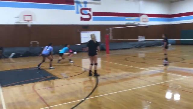Maggie Barrera looks to establish her imprint on Vikings volleyball after taking over the varsity program from mentor Bill Ashen.