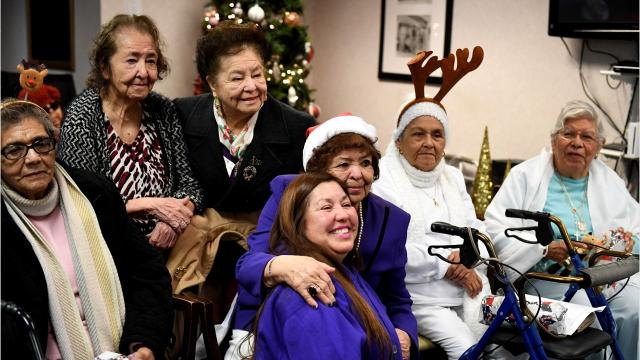 La Casa Adult Day Health Care Center hosted its fourth annual Christmas Eve Posada.