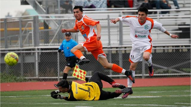 The event brought together top soccer talent from 18 schools across Monterey County.