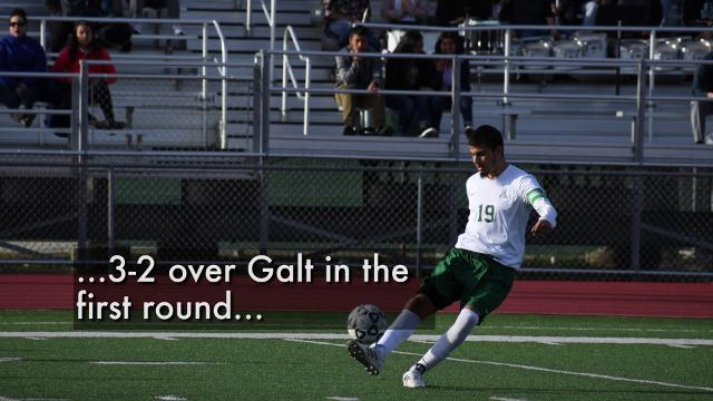 A brief recap of how the boys' soccer team made it through their playoff brackets en route to their first CIF Norcal Regional Championship.