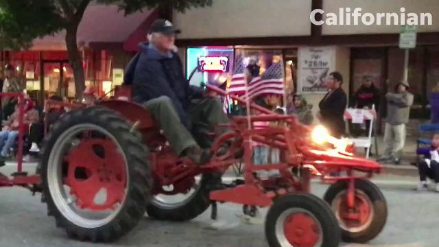 Parades that kicked off Big Week in Salinas!