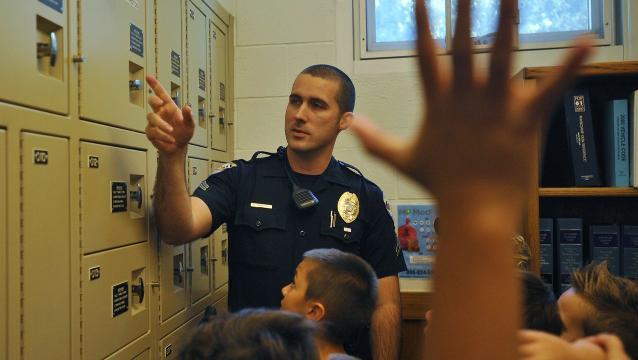Jr. Police Camp