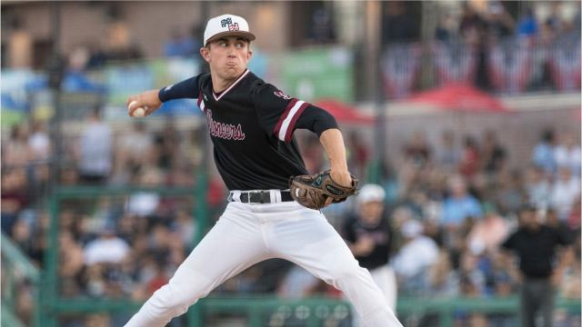Baseball Player of the Year: Holden Powell