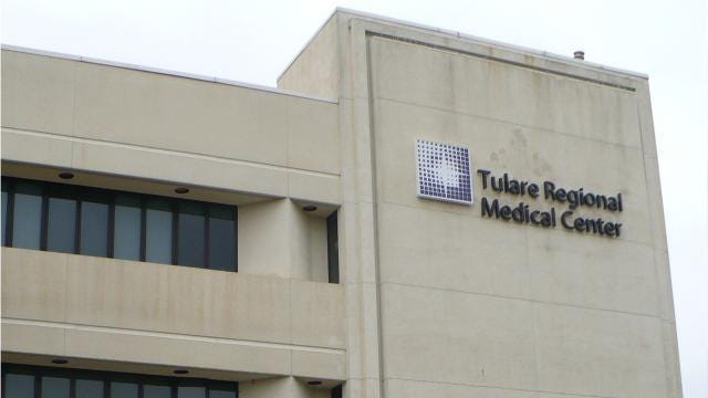 Timeline: Tulare Regional Medical Center