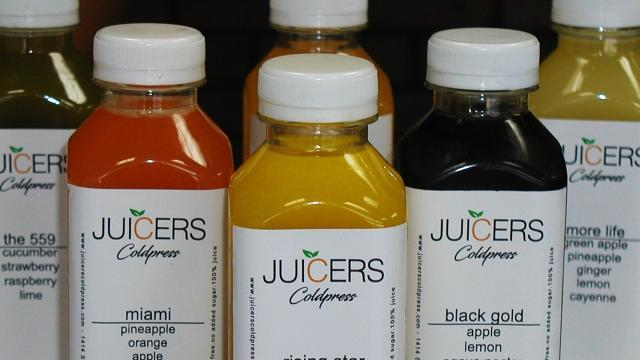 Visalia's Juicers Coldpress opens