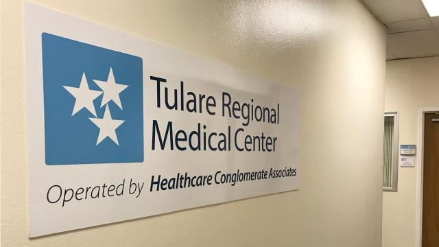 A federal judge granted a motion to allow Tulare Regional Medical Center officials to break from a contract with the people who run the hospital.