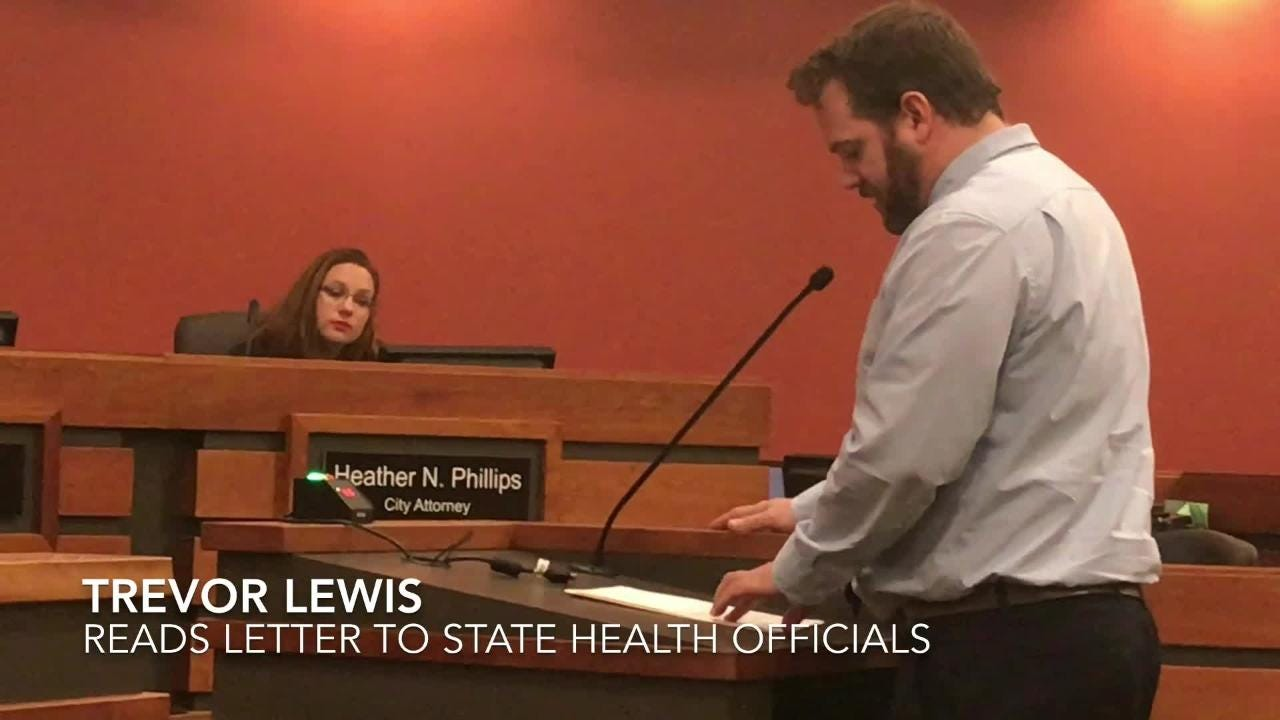 Assembly member Devon Mathis (R-Visalia) calls on state officials to complete financial audit on Tulare Regional Medical Center's finances.