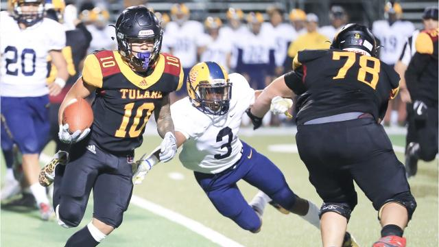 Tulare Union set to host regional final