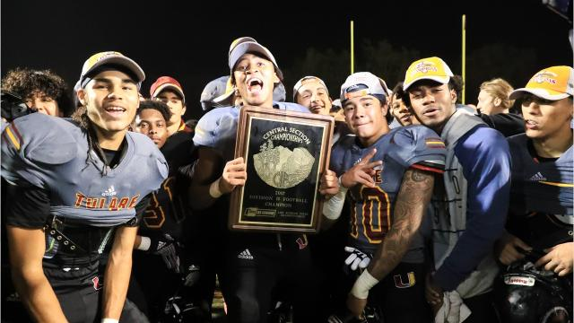 The 2017 Tulare County high school football season will go down in history as one of the most memorable and remarkable seasons in memory.