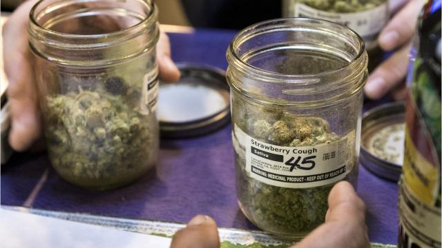Visalia police released rules for the legal recreational use of marijuana. (Ron Holman/Times-Delta, Erin Davoran/USA TODAY Network)
