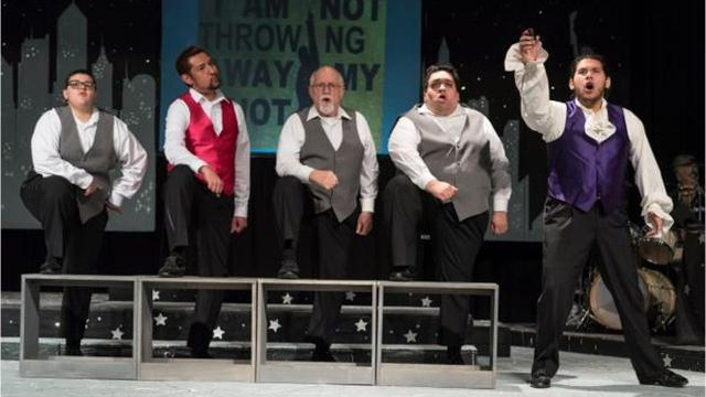 Visalia Players explore musical history in 'Boys of Broadway'