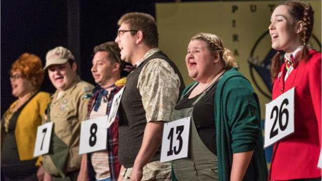 The musical-comedy features a deceptively simple structure: It follows the young contestants of an annual spelling bee in the fictional county of Putnam.