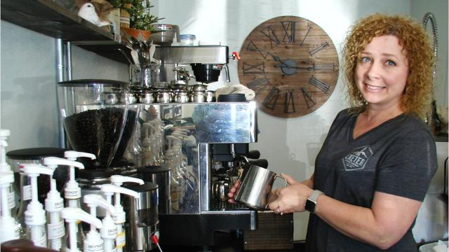At Exeter Coffee Company, a cup of joe is more than a morning wake-up call.