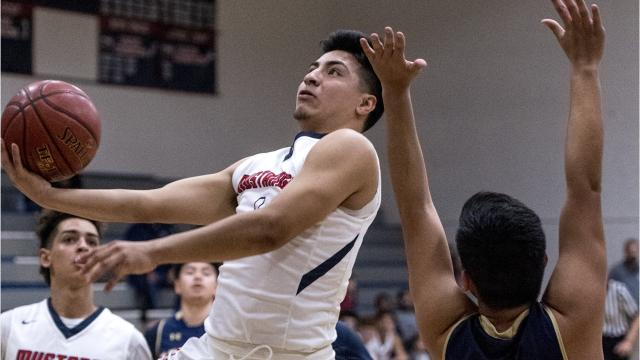 The Tulare Western High boys basketball team is enjoying a strong 2017-18 season.