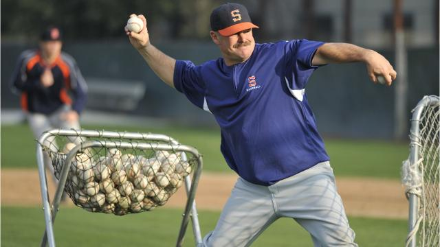 Jody Allen is the head coach of the College of the Sequoias baseball program. He is in his 25th season.