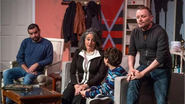 Regrets, laughter at center of Visalia Players' 'Mothers and Sons'