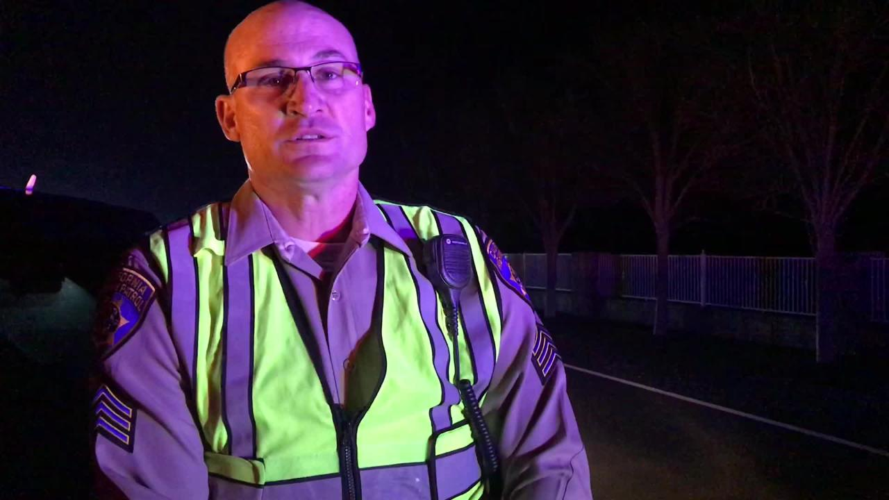 CHP officers believe alcohol was a factor in a late night fatal hit-and-run.