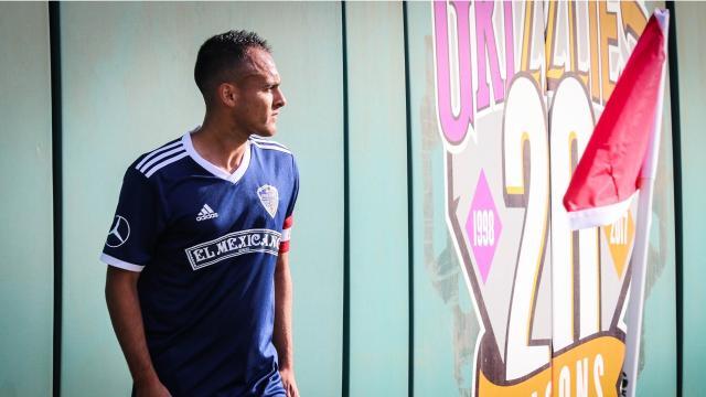 Meet Fresno FC midfielder Jose 'Chiva' Cuevas