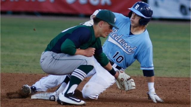 El Diamante defeated Redwood 6-2 on Thursday night to split a two-game series. Both teams are tied atop the West Yosemite League standings.