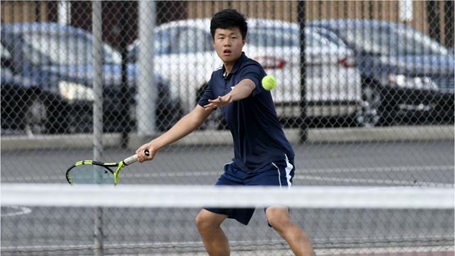 The Redwood High boys tennis team has set the gold standard in the West Yosemite League.