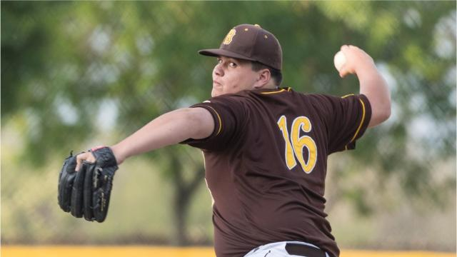 Golden West defeated Lemoore in a West Yosemite League baseball game.