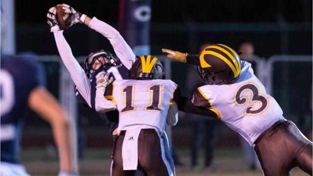 The Central Valley Christian High football is the 2018 Central Section Division IV champions.