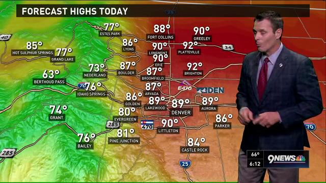 Northern Colorado forecast: Cool, stormy weekend
