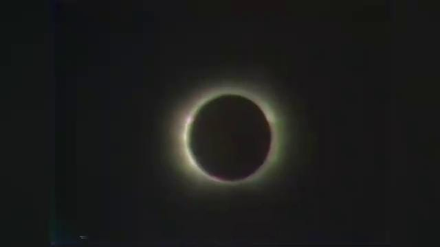 Take a step back in time: Relive the 1979 solar eclipse