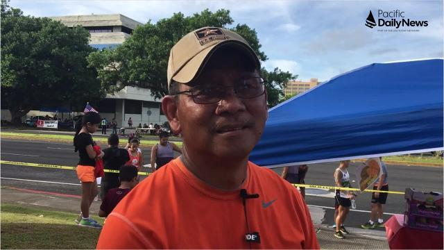 Guam Running Club's 33rd Annual Liberation Mile