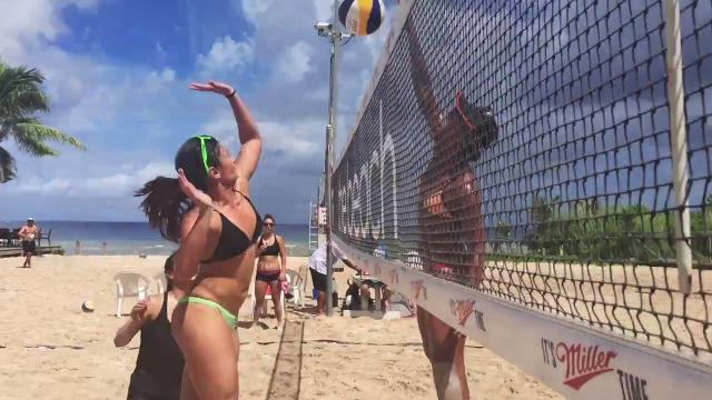 The Beach hosts Liberation Day Beach Volleyball Open