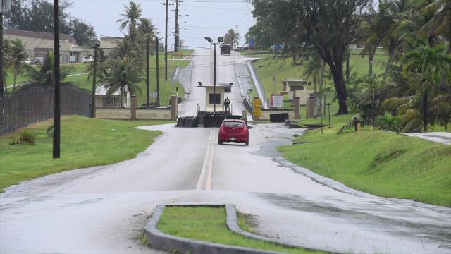 Four hundred acres on Naval Computer and Telecommunications Station Guam in Finegayan, Dededo, will be home to the Marines relocating from Okinawa.